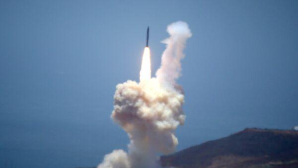 Lanzamiento desde la base aérea de Vandenberg (archivo) - Sputnik Mundo