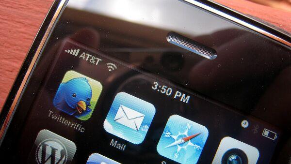 iPhone (Foto referencial) - Sputnik Mundo