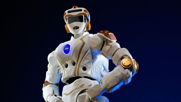 Valkyrie, el robot con el que la NASA quiere conquistar Marte - Sputnik Mundo