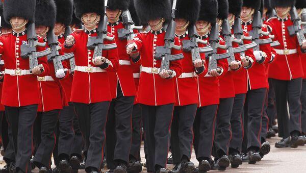 Guardias reales, Londres - Sputnik Mundo