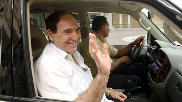 Former Ecuadorean President Abdala Bucaram - Sputnik Mundo