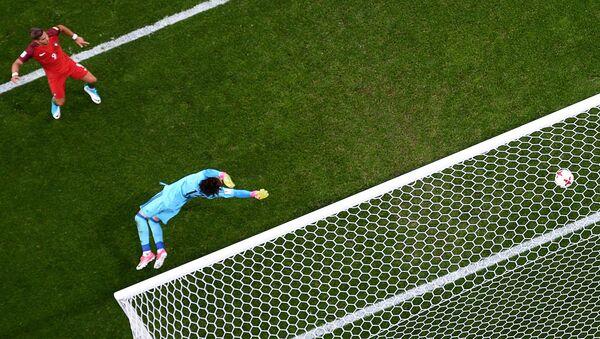 Футбол. Кубок конфедераций-2017. Матч Португалия – Мексика - Sputnik Mundo