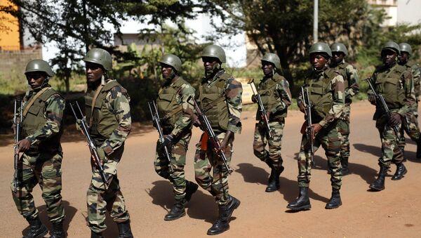 Soldados malienses - Sputnik Mundo