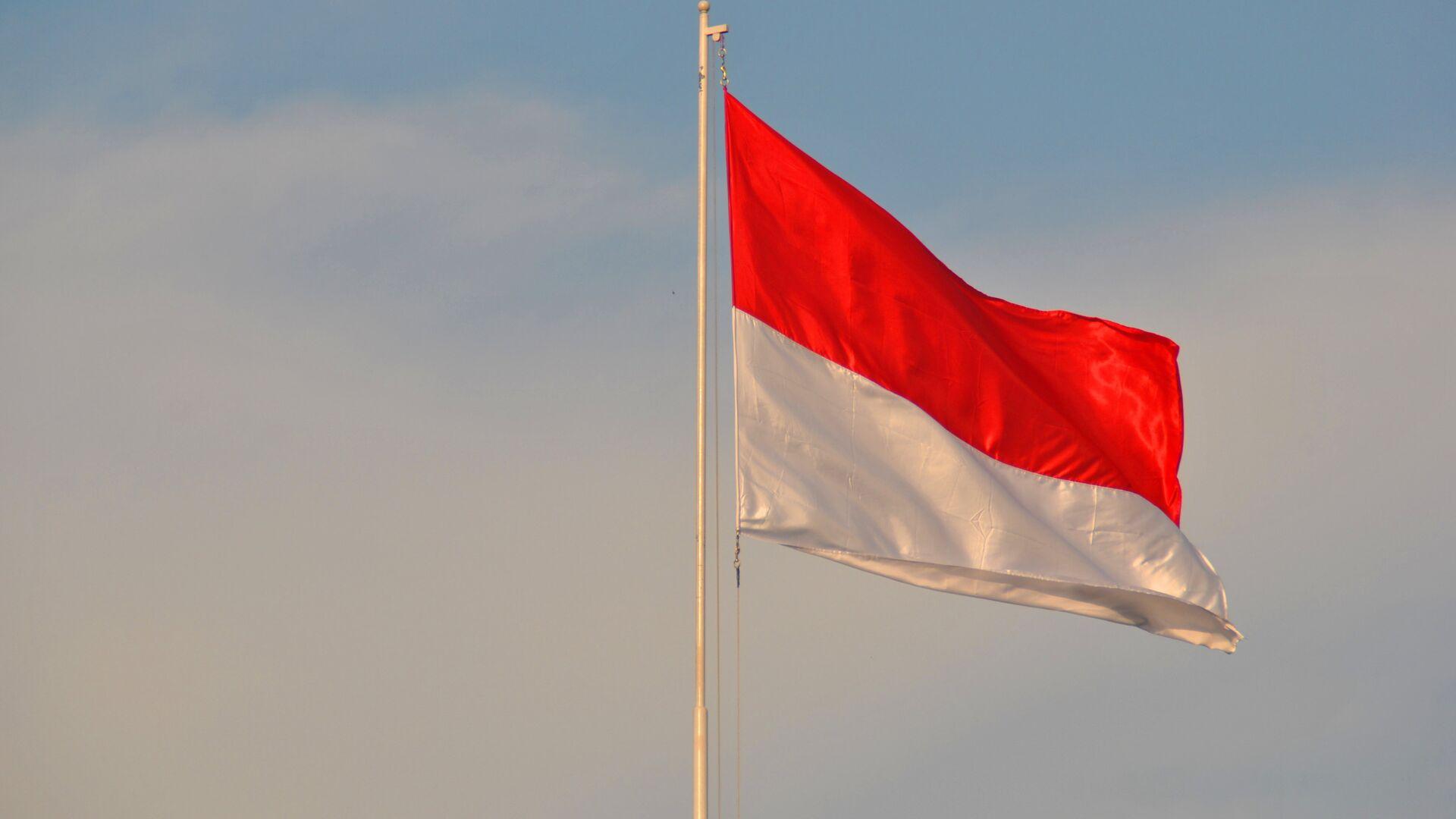 Bandera de Indonesia - Sputnik Mundo, 1920, 06.07.2021