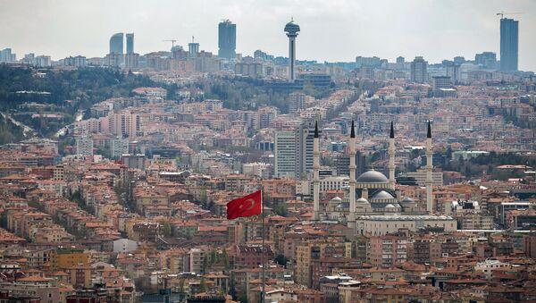 Ankara - Sputnik Mundo
