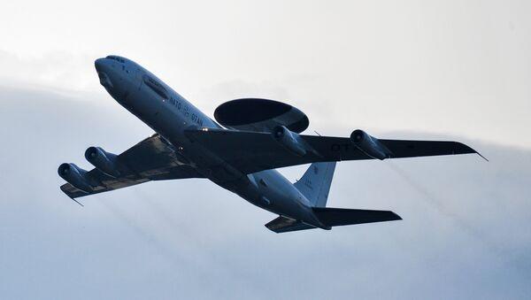 Boeing E-3A Sentry - Sputnik Mundo
