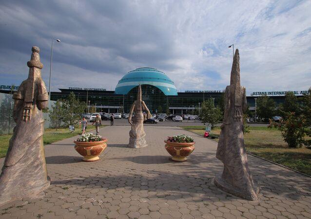 Aeropuerto internacional de Astaná