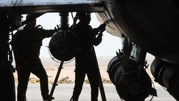 Los pilotos militares sirios - Sputnik Mundo