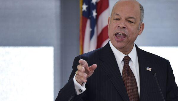Jeh Johnson, exsecretario de Seguridad Nacional de EEUU - Sputnik Mundo