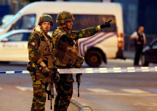 La Policía belga (archivo)