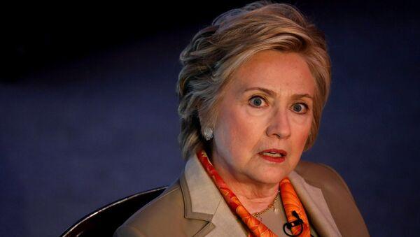 Hillary Clinton - Sputnik Mundo