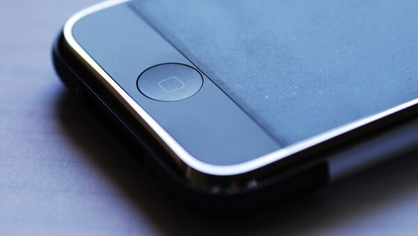 Un iPhone de la primera generación - Sputnik Mundo