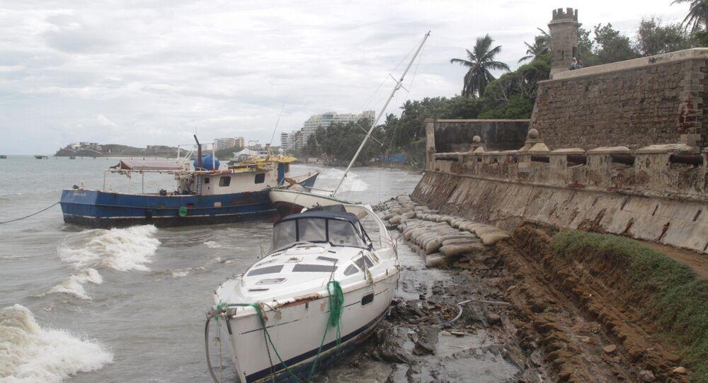 Consecuencias de la tormenta Bret en Venezuela