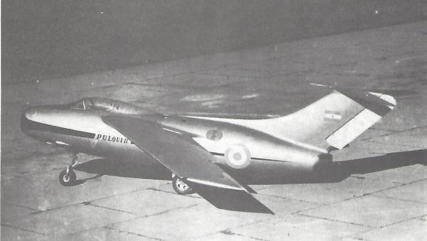 Prototipo del Pulqui II - Sputnik Mundo