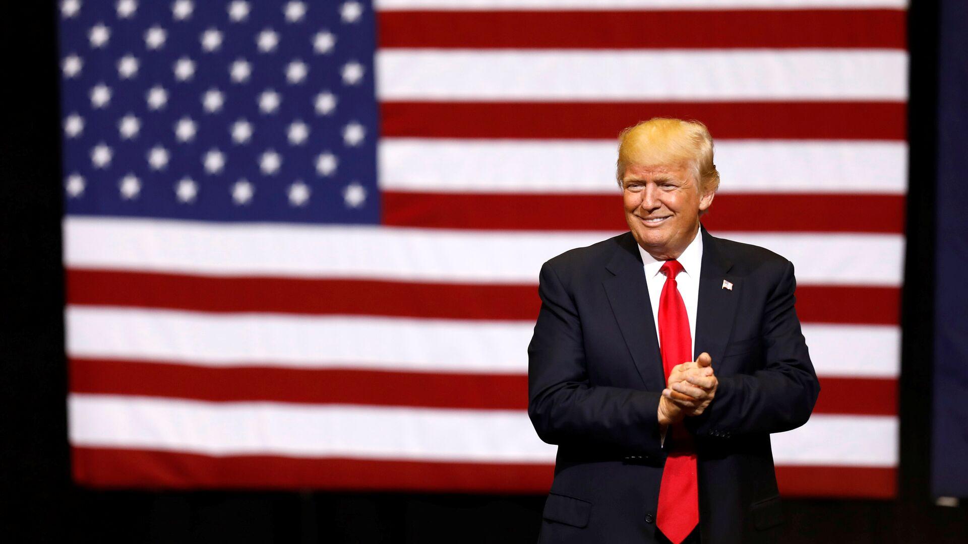 Donald Trump, expresidente de EEUU - Sputnik Mundo, 1920, 14.01.2021