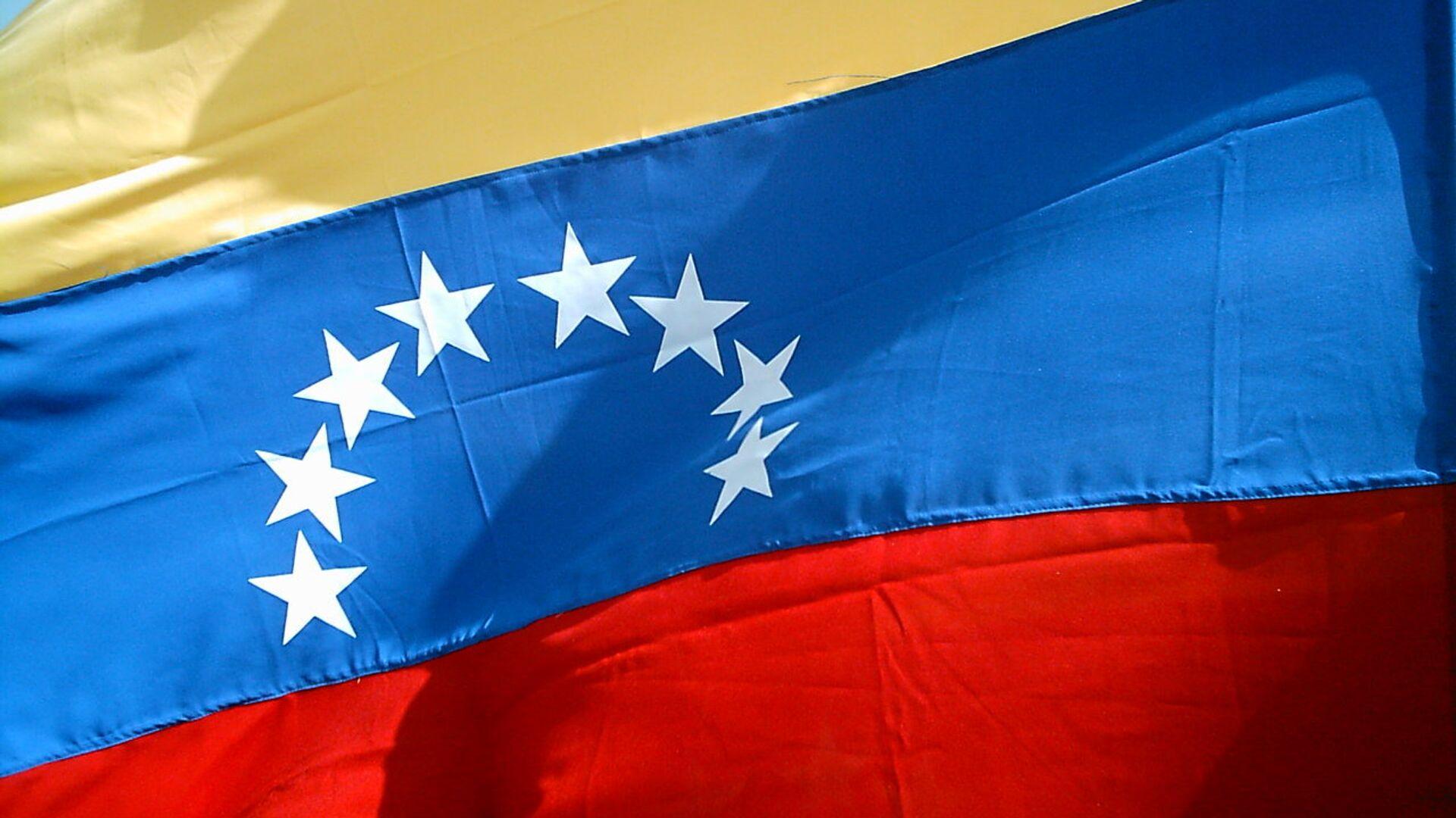 Bandera de Venezuela - Sputnik Mundo, 1920, 15.08.2021