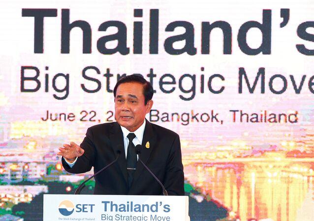 Prayut Chan-o-cha, primer ministro de Tailandia
