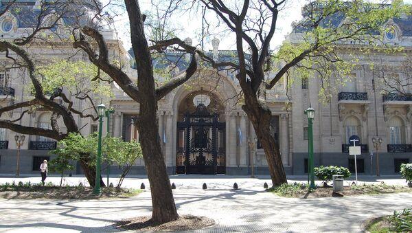 Palacio San Martín - Sputnik Mundo