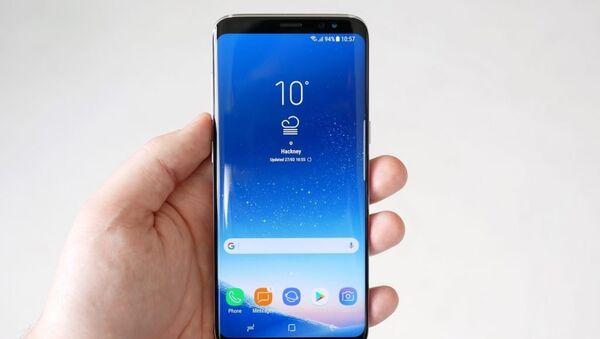 Samsung Galaxy S8 - Sputnik Mundo