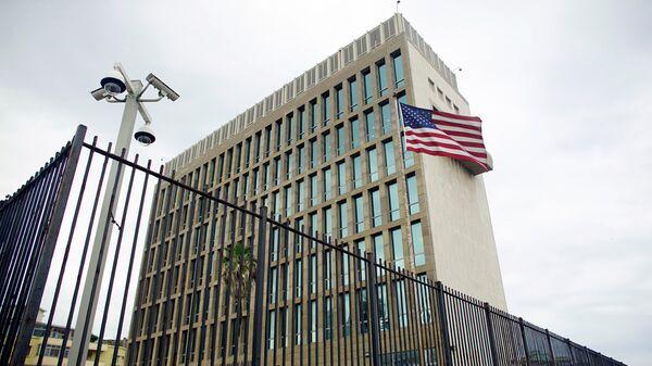 La embajada de EEUU en La Habana, Cuba (archivo) - Sputnik Mundo