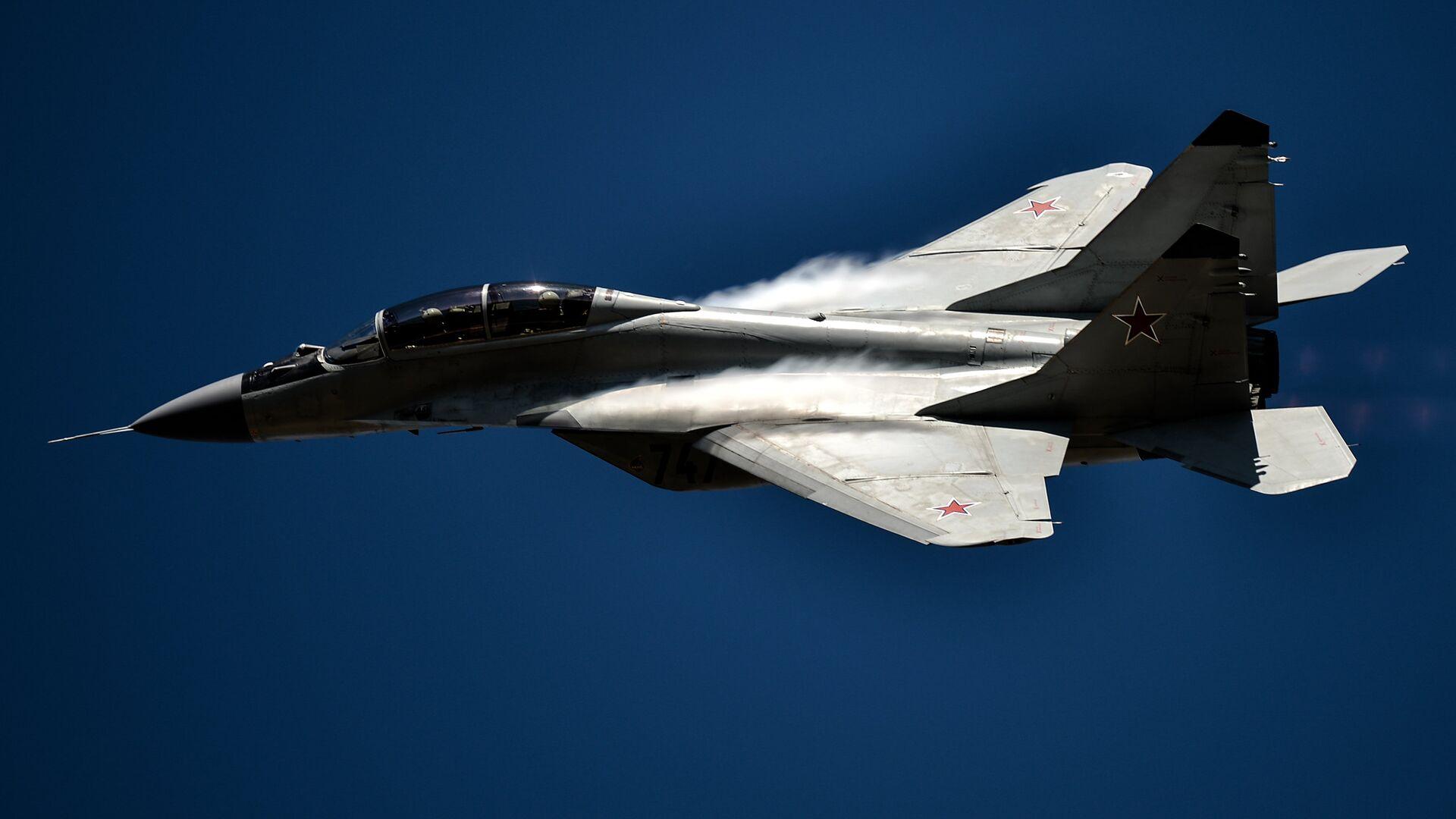 Avión de caza MiG-29 - Sputnik Mundo, 1920, 08.09.2021