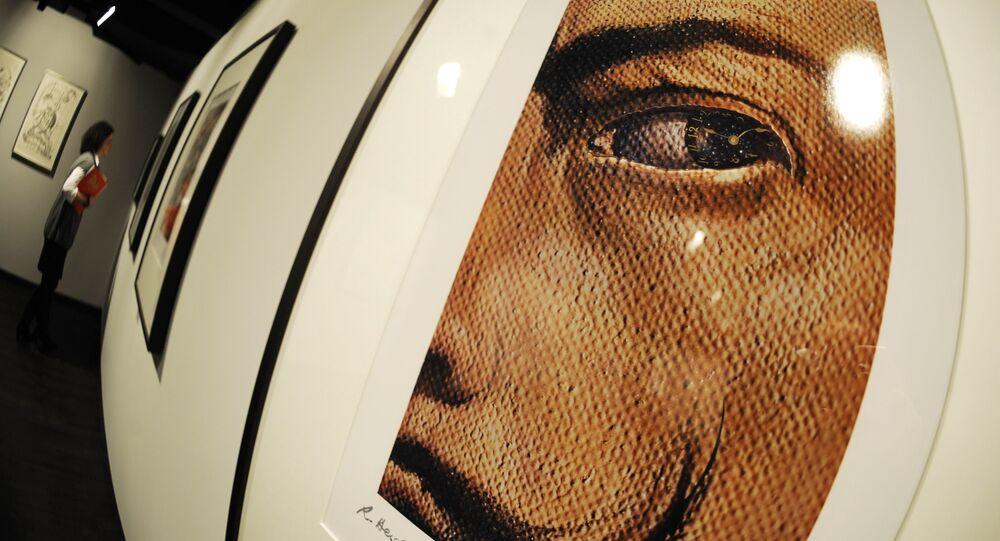 Un juez exige la exhumación del cadáver de Salvador Dalí