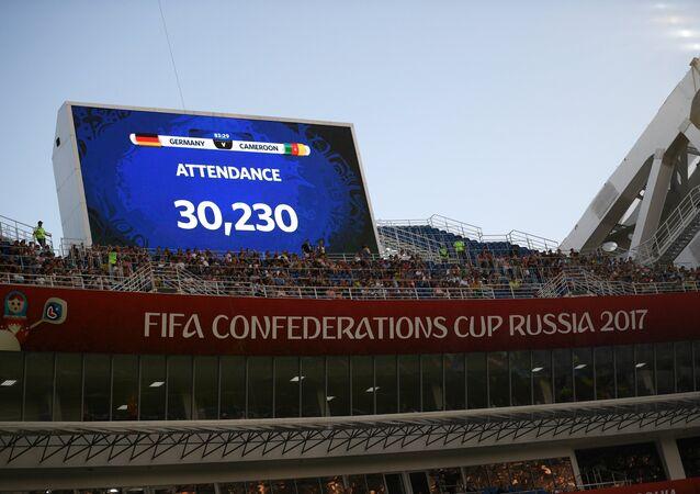 La Copa Confederaciones 2017