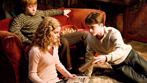 Harry Potter - Sputnik Mundo