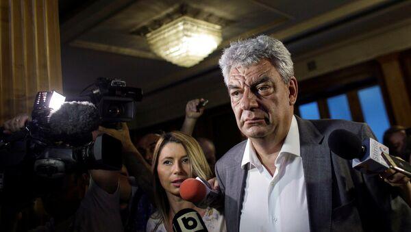 Mihai Tudose, nuevo primer ministro de Rumanía - Sputnik Mundo