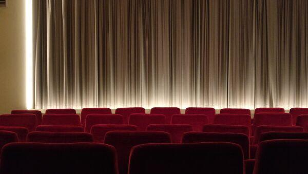 Una sala de cine (imagen referencial) - Sputnik Mundo