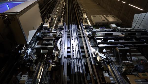 El prototipo elevador Multi Lift - Sputnik Mundo
