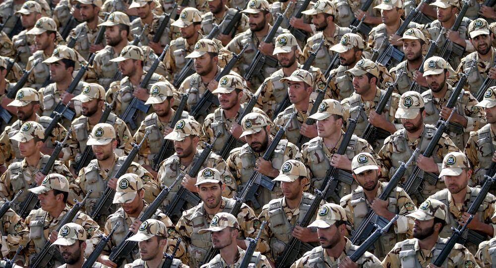 El Ejército iraní (archivo)