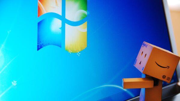Interfaz de Windows 7 (imagen referencial) - Sputnik Mundo