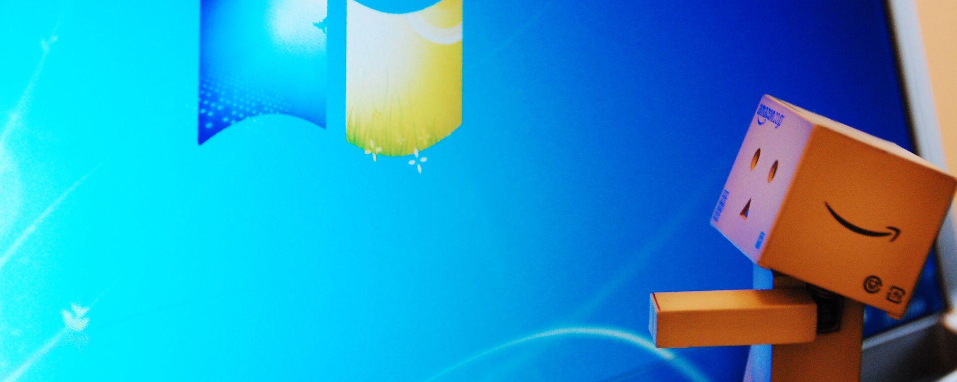 Interfaz de Windows 7 (imagen referencial) - Sputnik Mundo, 1920, 27.09.2020