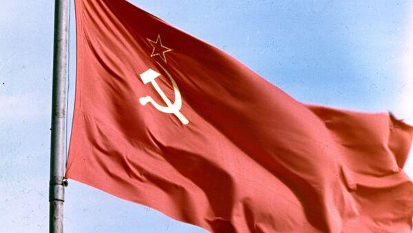 La bandera de la URSS - Sputnik Mundo