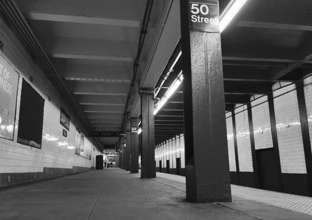 Metro de Nueva York, EEUU (imagen referencial)