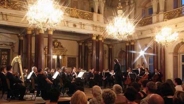 Orquesta de Cámara Rusa de San Petersburgo - Sputnik Mundo