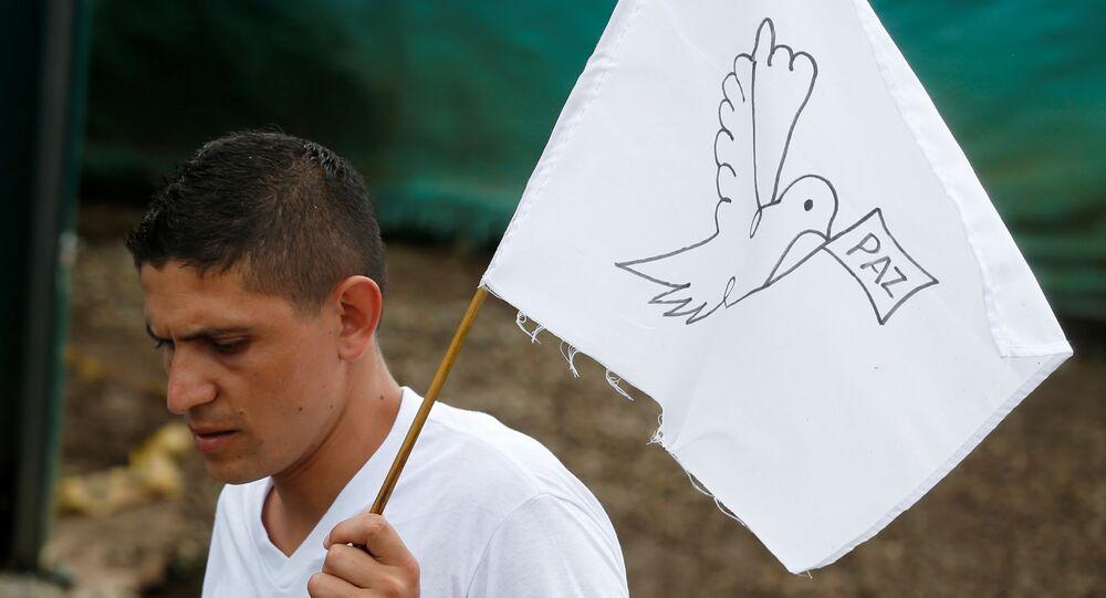 Paz con FARC en Colombia