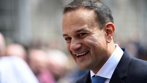 Leo Varadkar, electo ministro de Irlanda - Sputnik Mundo