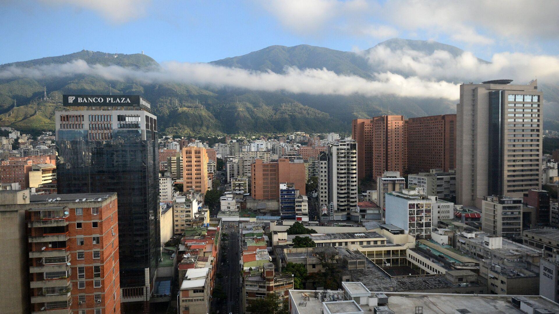 Caracas, capital de Venezuela - Sputnik Mundo, 1920, 16.03.2021