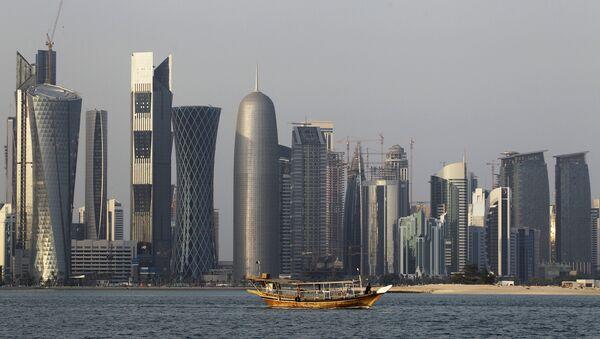 Doha, capital de Catar (archivo) - Sputnik Mundo