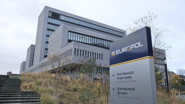 Sede de Europol - Sputnik Mundo