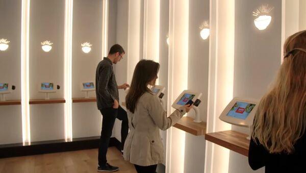 Restaurante reemplaza camareros por robots. - Sputnik Mundo