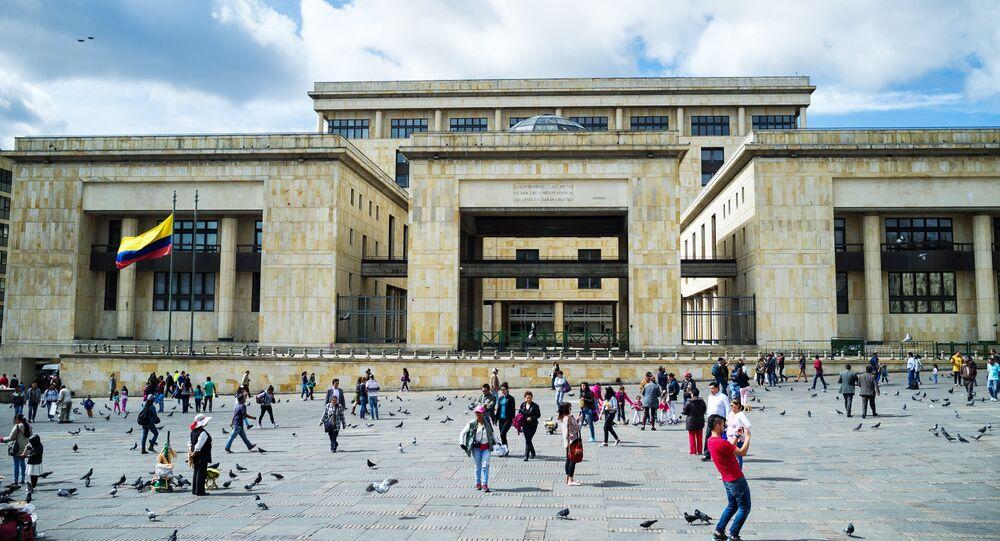 Corte Suprema de Colombia estudia medidas ante inasistencia de Santrich a  audiencia - Sputnik Mundo