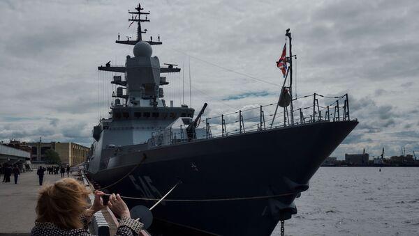Las joyas del Salón Naval Internacional de San Petersburgo - Sputnik Mundo