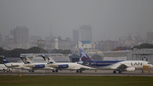 Aeropuerto Jorge Newbery en Buenos Aires, Argentina (archivo) - Sputnik Mundo