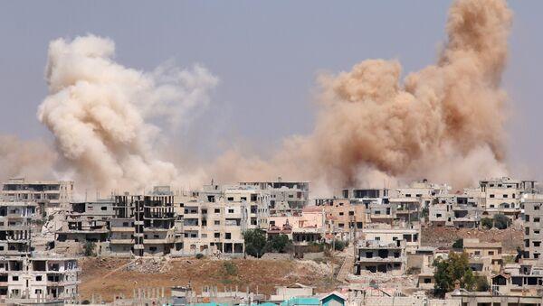 Deraa, Siria (archivo) - Sputnik Mundo