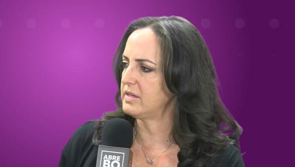 María Fernanda Cabal, política colombiana del Centro Democrático - Sputnik Mundo