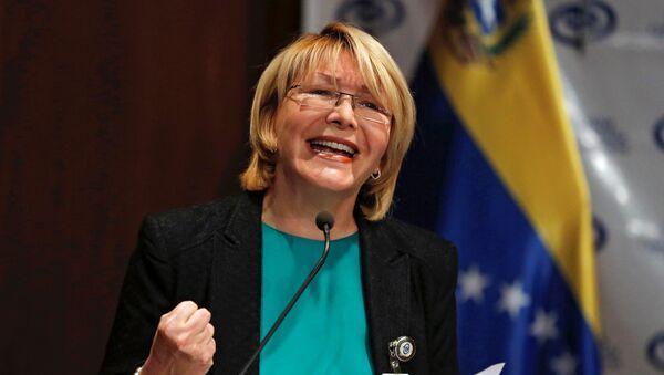 Venezuela's chief prosecutor Luisa Ortega Diaz - Sputnik Mundo
