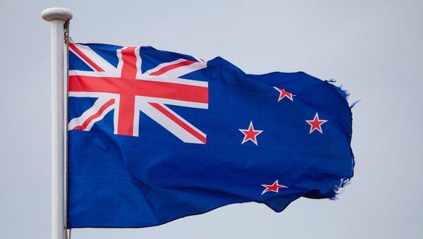 Bandera de Nueva Zelanda - Sputnik Mundo